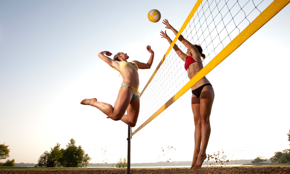 Onda Splash - home - beach volley