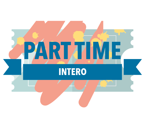 Biglietto Part Time Intero - Onda Splash