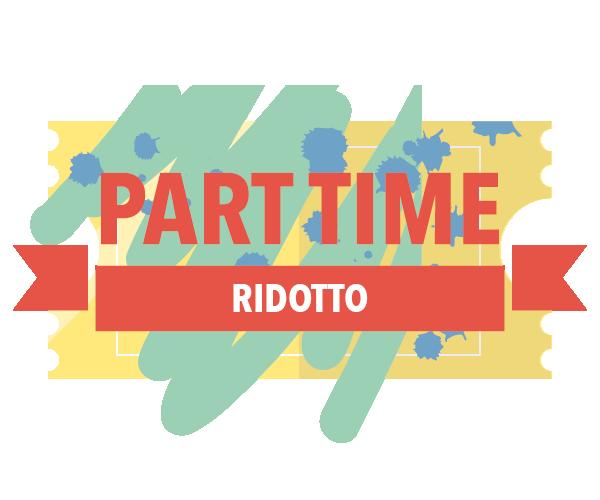 Biglietto Part Time Ridotto - Onda Splash