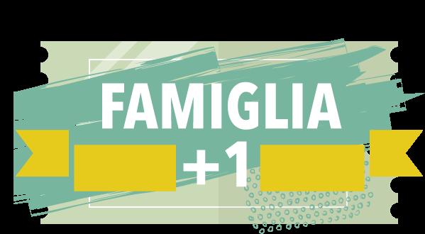Onda Splash - Famiglia +1