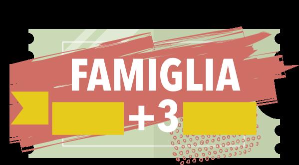 Onda Splash - Famiglia +3
