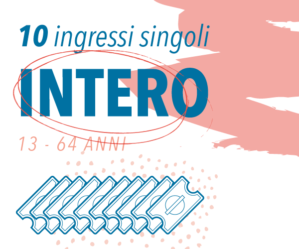 Onda Splash - Intero 10 ingressi