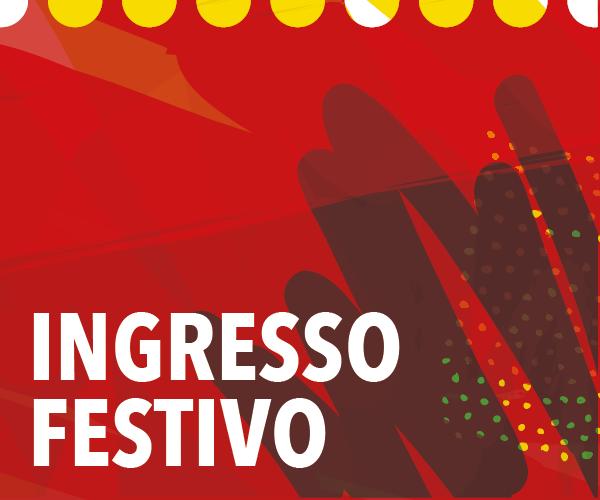 OndaSplash - Ingresso Festivo